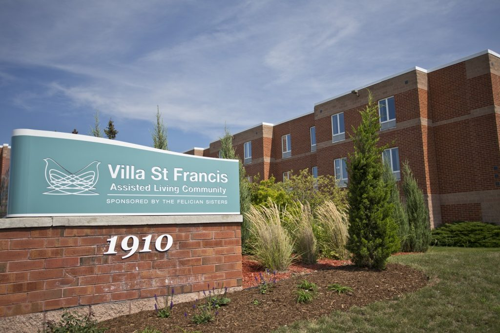 Villa St Francis in Milwaukee