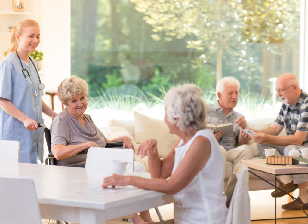 assisted living reviews and complete checklist