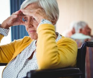 changes for an aging parent causes confusion