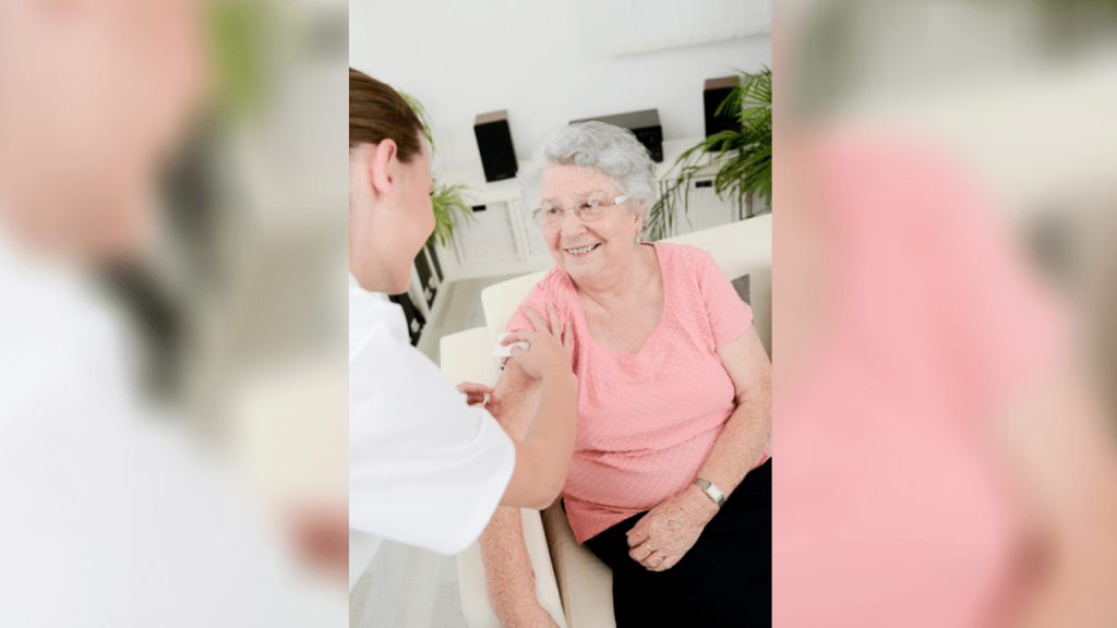 COVID-19 Vaccines in nursing homes